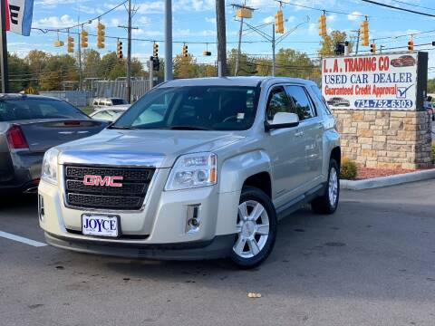 2013 GMC Terrain for sale at L.A. Trading Co. Woodhaven in Woodhaven MI