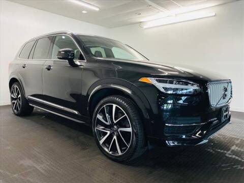 2019 Volvo XC90 for sale at Champagne Motor Car Company in Willimantic CT