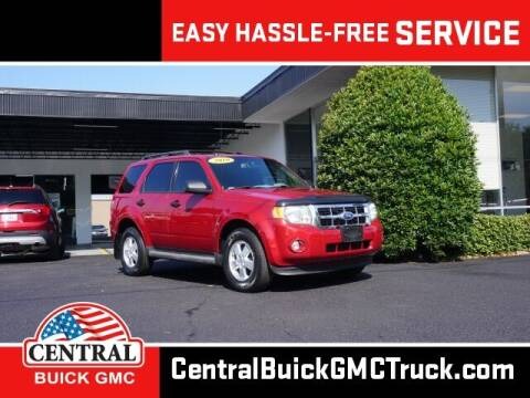2010 Ford Escape for sale at Central Buick GMC in Winter Haven FL