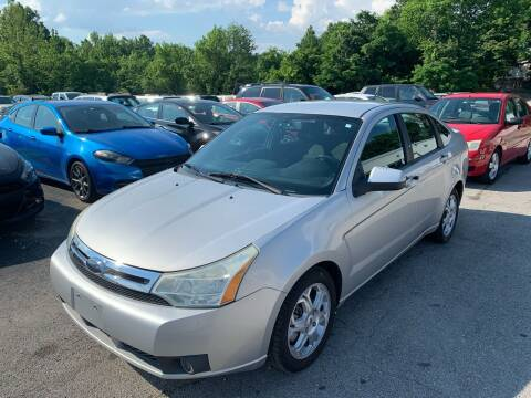 2009 Ford Focus for sale at Best Buy Auto Sales in Murphysboro IL