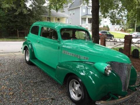 1939 Chevrolet Street Rod for sale at Classic Car Deals in Cadillac MI