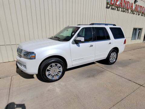 2012 Lincoln Navigator for sale at De Anda Auto Sales in Storm Lake IA