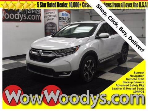 2019 Honda CR-V for sale at WOODY'S AUTOMOTIVE GROUP in Chillicothe MO