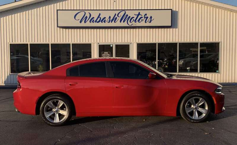 2015 Dodge Charger for sale at Wabash Motors in Terre Haute IN