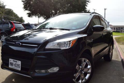 2013 Ford Escape for sale at E-Auto Groups in Dallas TX