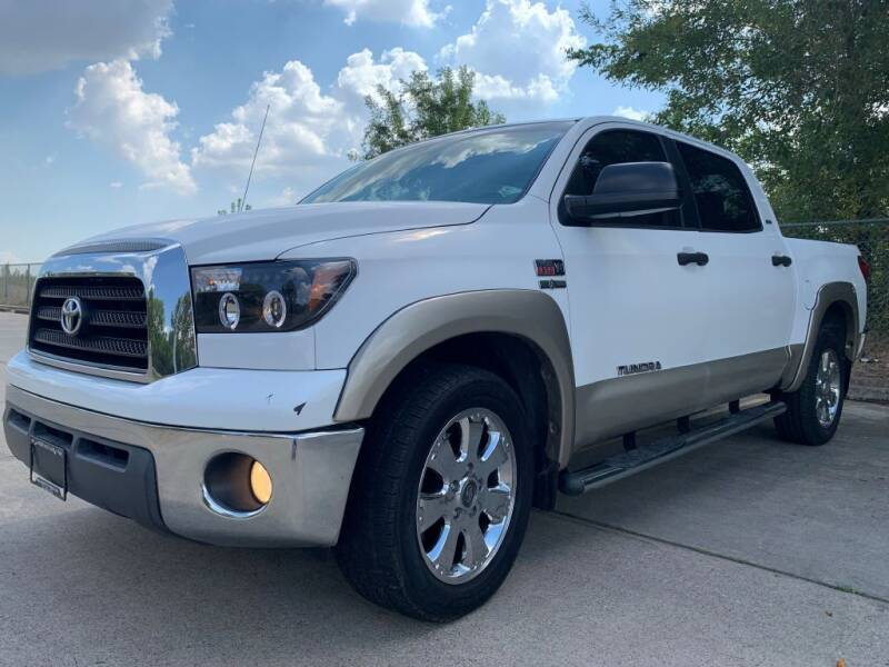 2008 Toyota Tundra for sale at Speedy Auto Sales in Pasadena TX