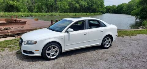 2008 Audi A4 for sale at Auto Link Inc in Spencerport NY
