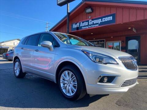 2017 Buick Envision for sale at HUFF AUTO GROUP in Jackson MI