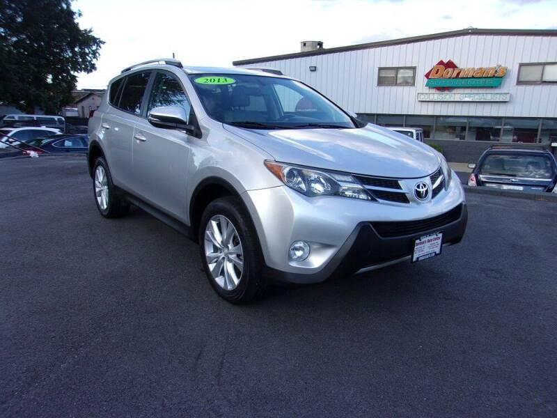 2013 Toyota RAV4 for sale at Dorman's Auto Center inc. in Pawtucket RI