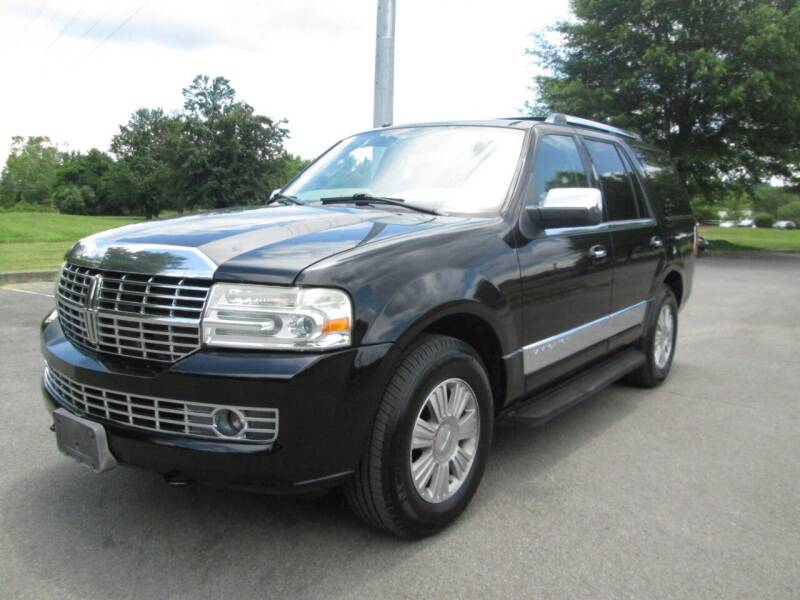 2007 Lincoln Navigator for sale at Unique Auto Brokers in Kingsport TN