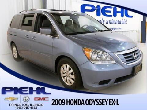 2009 Honda Odyssey for sale at Piehl Motors - PIEHL Chevrolet Buick Cadillac in Princeton IL