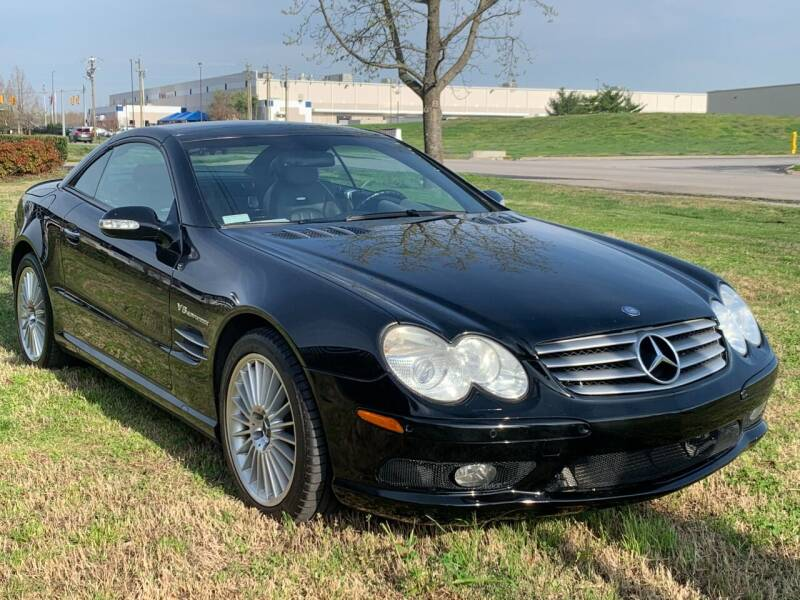 2003 Mercedes-Benz SL-Class for sale at Essen Motor Company, Inc in Lebanon TN