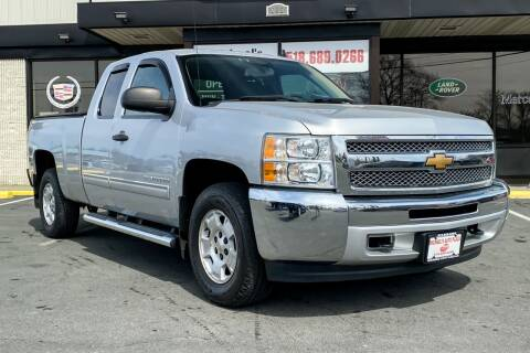 2012 Chevrolet Silverado 1500 for sale at Michaels Auto Plaza in East Greenbush NY