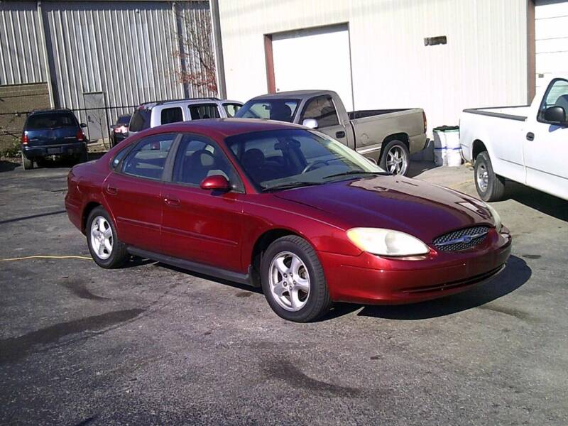 2003 Ford Taurus for sale at Mitchell Motor Company in Madison TN