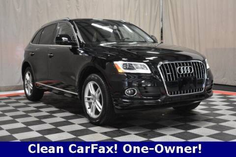 2017 Audi Q5 for sale at Vorderman Imports in Fort Wayne IN