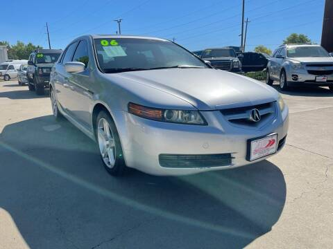2006 Acura TL for sale at AP Auto Brokers in Longmont CO