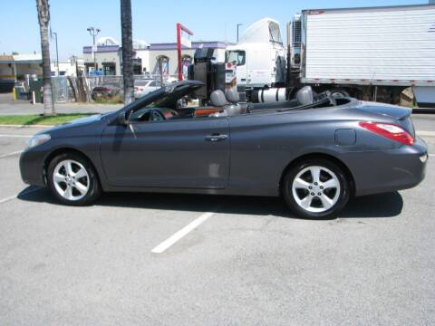 2007 Toyota Camry Solara for sale at M&N Auto Service & Sales in El Cajon CA