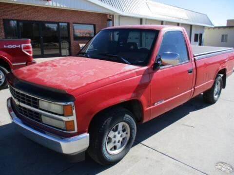 1992 Chevrolet C/K 1500 Series for sale at Eden's Auto Sales in Valley Center KS
