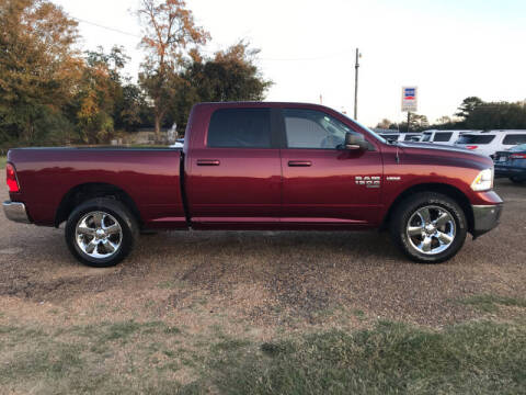 2019 RAM Ram Pickup 1500 Classic for sale at Auto Group South - Tim Jackson Automotive in Jonesville LA