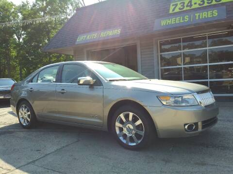 2009 Lincoln MKZ for sale at Kevin Lapp Motors in Flat Rock MI