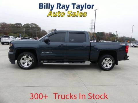 2017 Chevrolet Silverado 1500 for sale at Billy Ray Taylor Auto Sales in Cullman AL