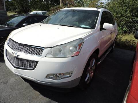 2011 Chevrolet Traverse for sale at C & C Motor Co. in Knoxville TN