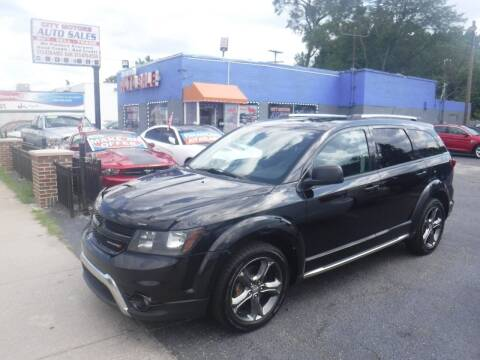 2014 Dodge Journey for sale at City Motors Auto Sale LLC in Redford MI
