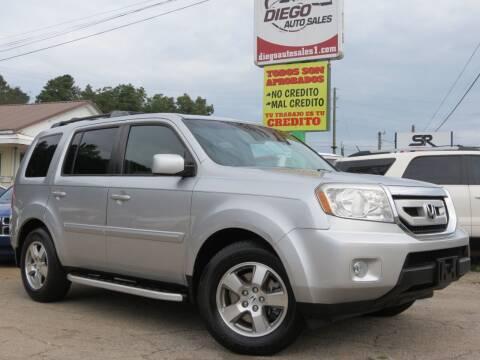 2011 Honda Pilot for sale at Diego Auto Sales #1 in Gainesville GA