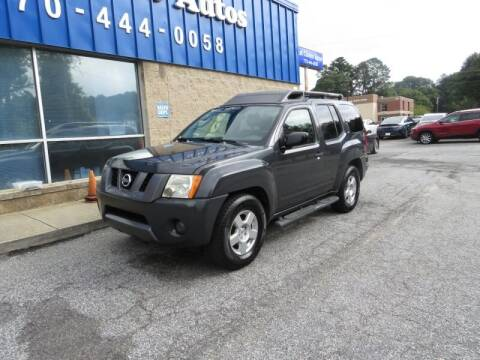 2007 Nissan Xterra for sale at Southern Auto Solutions - 1st Choice Autos in Marietta GA