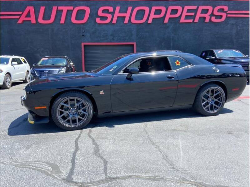 2019 Dodge Challenger for sale at AUTO SHOPPERS LLC in Yakima WA