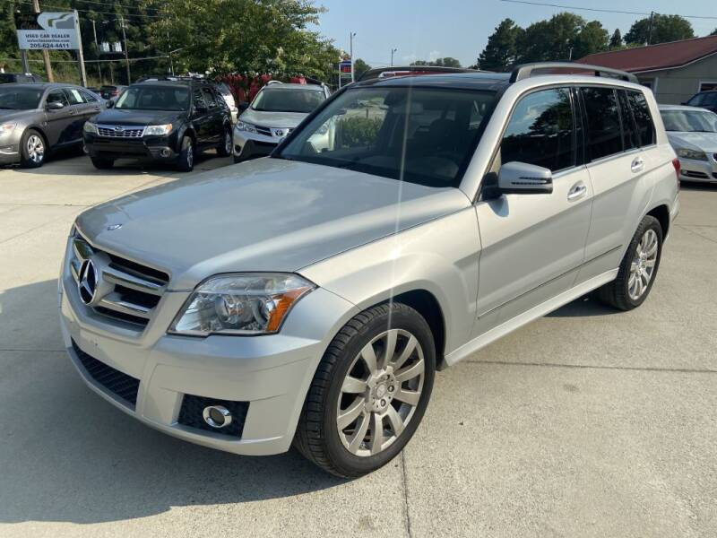 2012 Mercedes-Benz GLK for sale at Auto Class in Alabaster AL