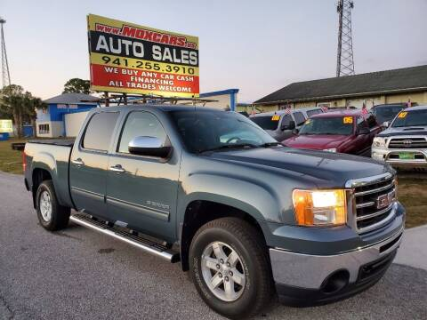 2012 GMC Sierra 1500 for sale at Mox Motors in Port Charlotte FL