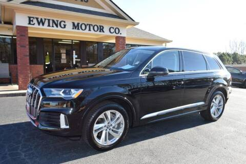 2020 Audi Q7 for sale at Ewing Motor Company in Buford GA