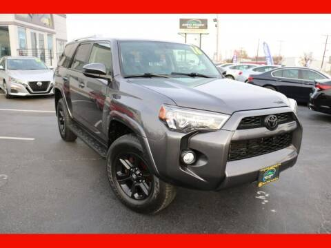 2016 Toyota 4Runner for sale at AUTO POINT USED CARS in Rosedale MD
