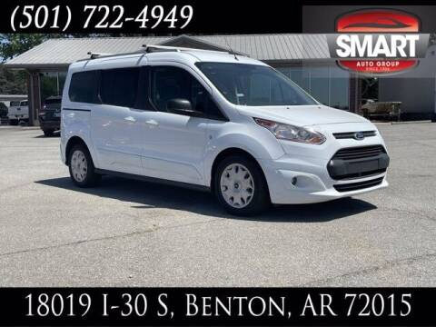 2016 Ford Transit Connect Wagon for sale at Smart Auto Sales of Benton in Benton AR