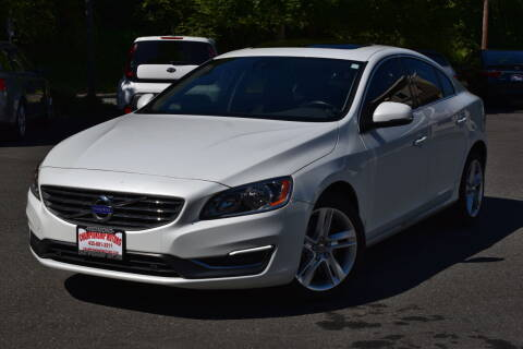 2015 Volvo S60 for sale at Mudarri Motorsports - Championship Motors in Redmond WA