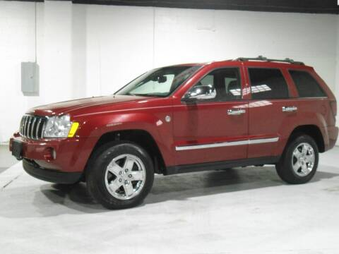 2005 Jeep Grand Cherokee for sale at Ohio Motor Cars in Parma OH