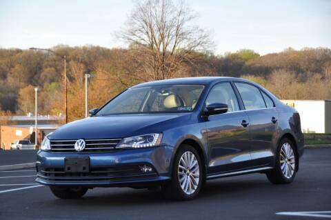 2016 Volkswagen Jetta for sale at T CAR CARE INC in Philadelphia PA