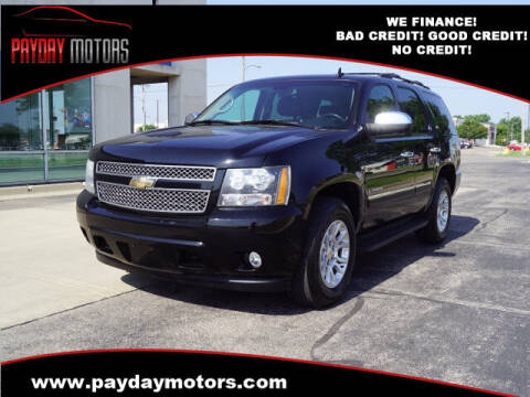 2009 Chevrolet Tahoe for sale at Payday Motors in Wichita KS