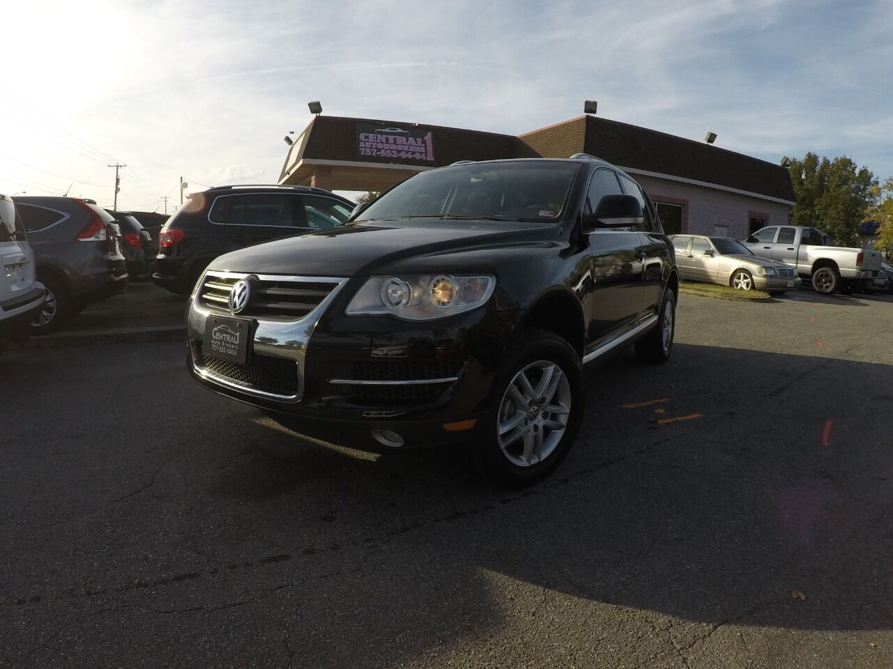 Used Volkswagen Touareg 2 For Sale Carsforsale Com