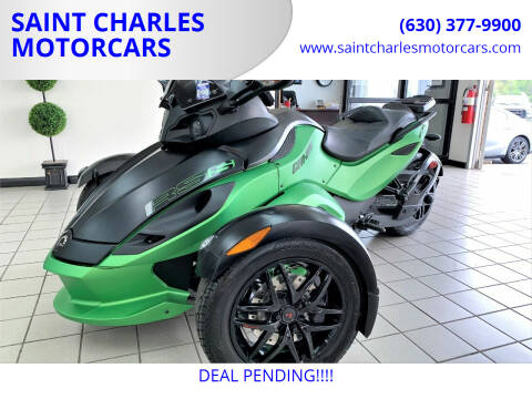 2012 Can-Am RS-S for sale at SAINT CHARLES MOTORCARS in Saint Charles IL