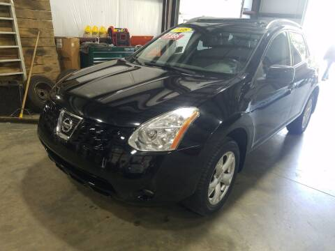 2008 Nissan Rogue for sale at Hometown Automotive Service & Sales in Holliston MA