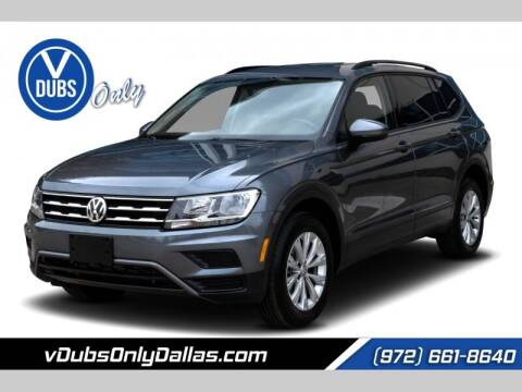 2019 Volkswagen Tiguan for sale at VDUBS ONLY in Dallas TX