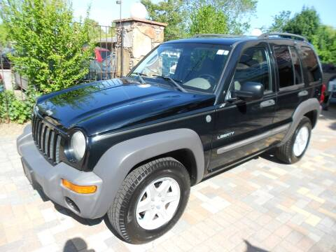 2004 Jeep Liberty for sale at Precision Auto Sales of New York in Farmingdale NY