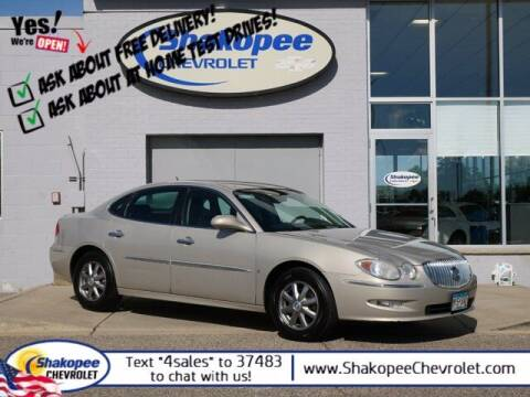 2008 Buick LaCrosse for sale at SHAKOPEE CHEVROLET in Shakopee MN
