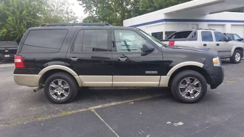 2007 Ford Expedition for sale at Bill Bailey's Affordable Auto Sales in Lake Charles LA