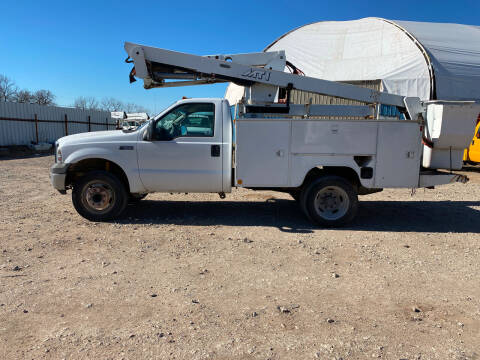 2000 Ford F-550 Super Duty for sale at Discount Auto Sales in Wichita KS