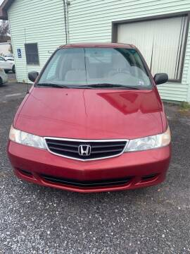 2004 Honda Odyssey for sale at Superior Auto Sales in Duncansville PA