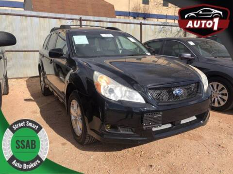 2011 Subaru Outback for sale at Street Smart Auto Brokers in Colorado Springs CO