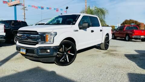 2019 Ford F-150 for sale at LA PLAYITA AUTO SALES INC - Tulare Lot in Tulare CA